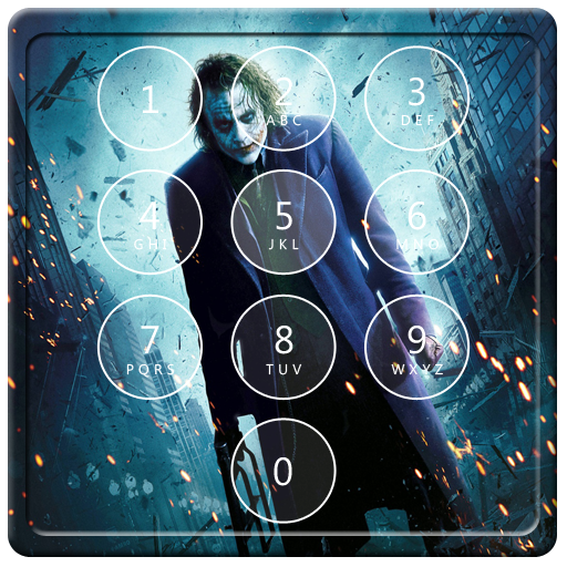Amazon.com: Joker Lockscreen Wallpaper: Appstore for Android