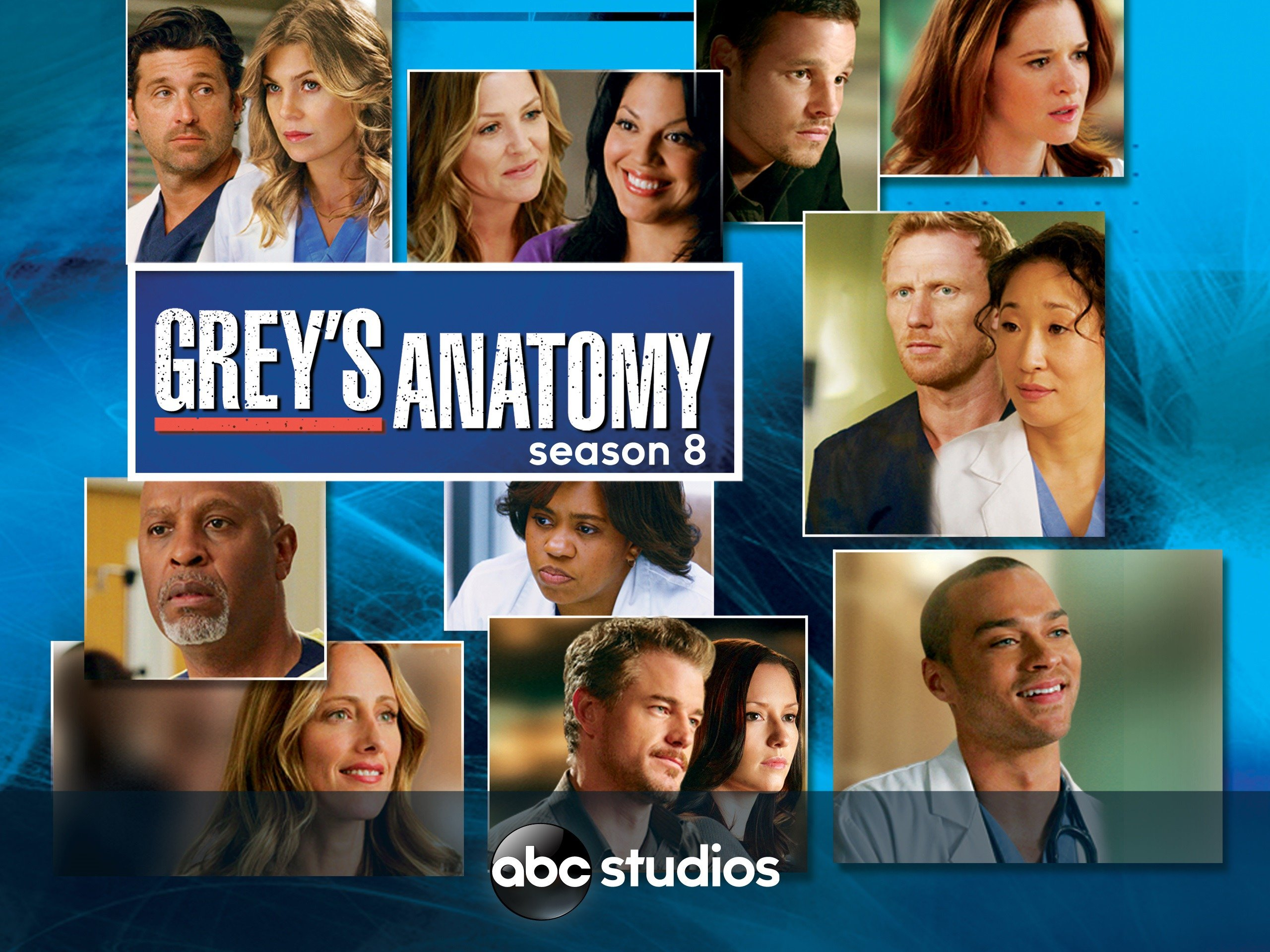Watch \'Grey\'s Anatomy Season 8\' on Amazon Prime Instant Video UK ...