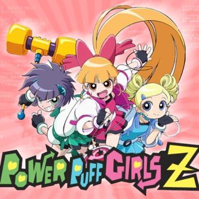 Powerpuff Girls Z Cartoon Videos Vol 1