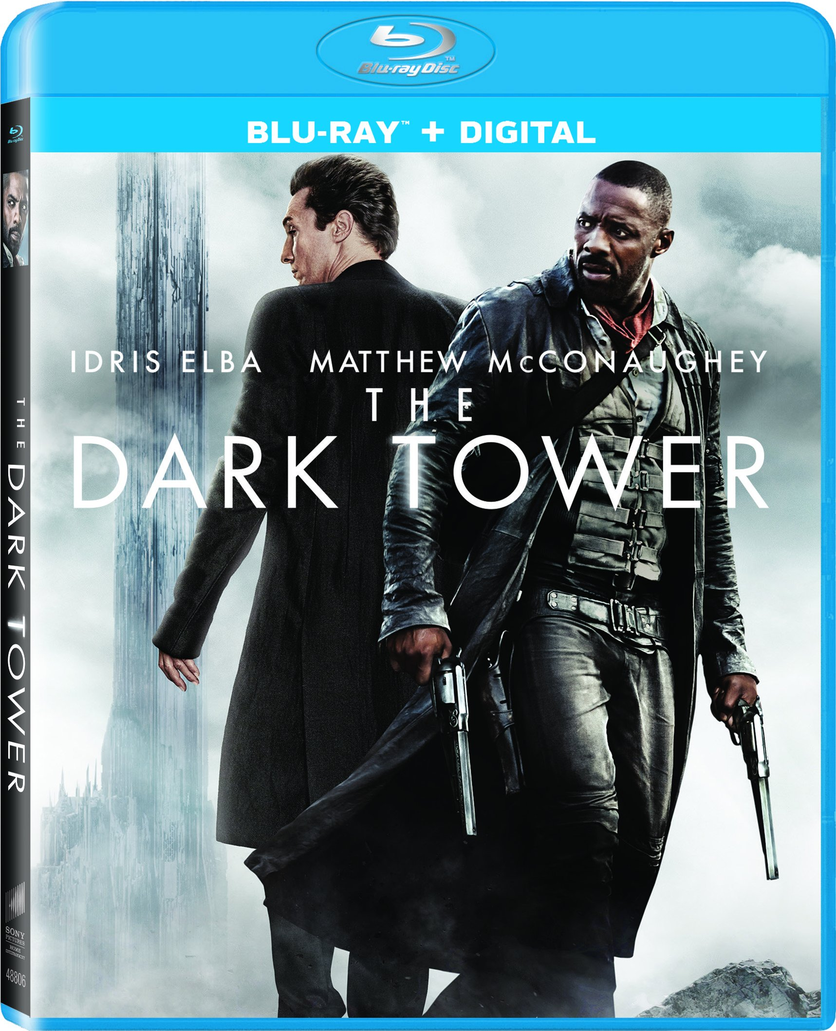 Matthew Mcconaughey Dark Tower