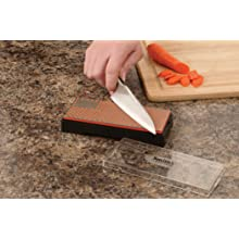 Smith's DBSF 6-Inch Diamond Sharpening Stone - Fine