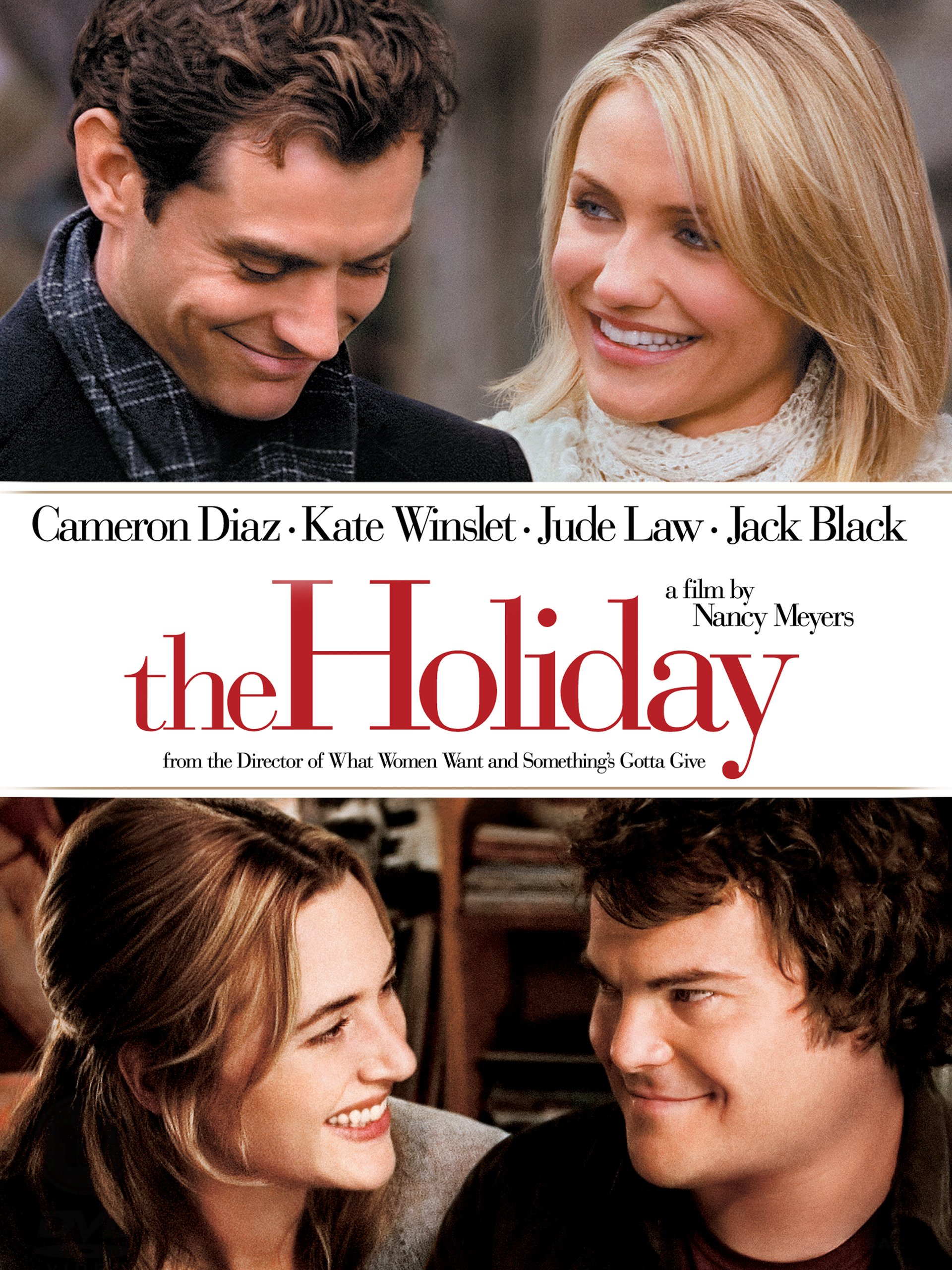 The Holiday on Amazon Prime Instant Video UK