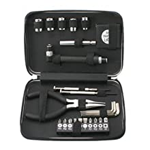 Natico Executive Office 24 Pc Tool Kit In Tin Case (60-ET-24)