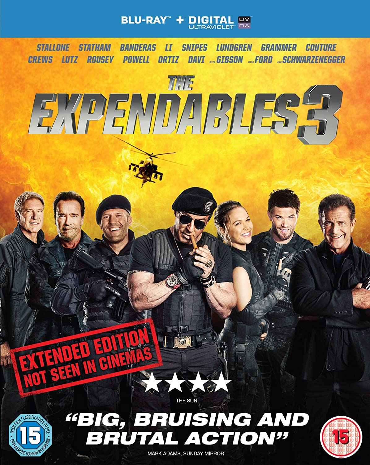 The Expendables 3 December 8th 2014 - Blu-ray Forum