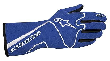 ALPINESTARS 3551013 - 72 Gants pour Auto, Bleu/Blanc, Taille : M