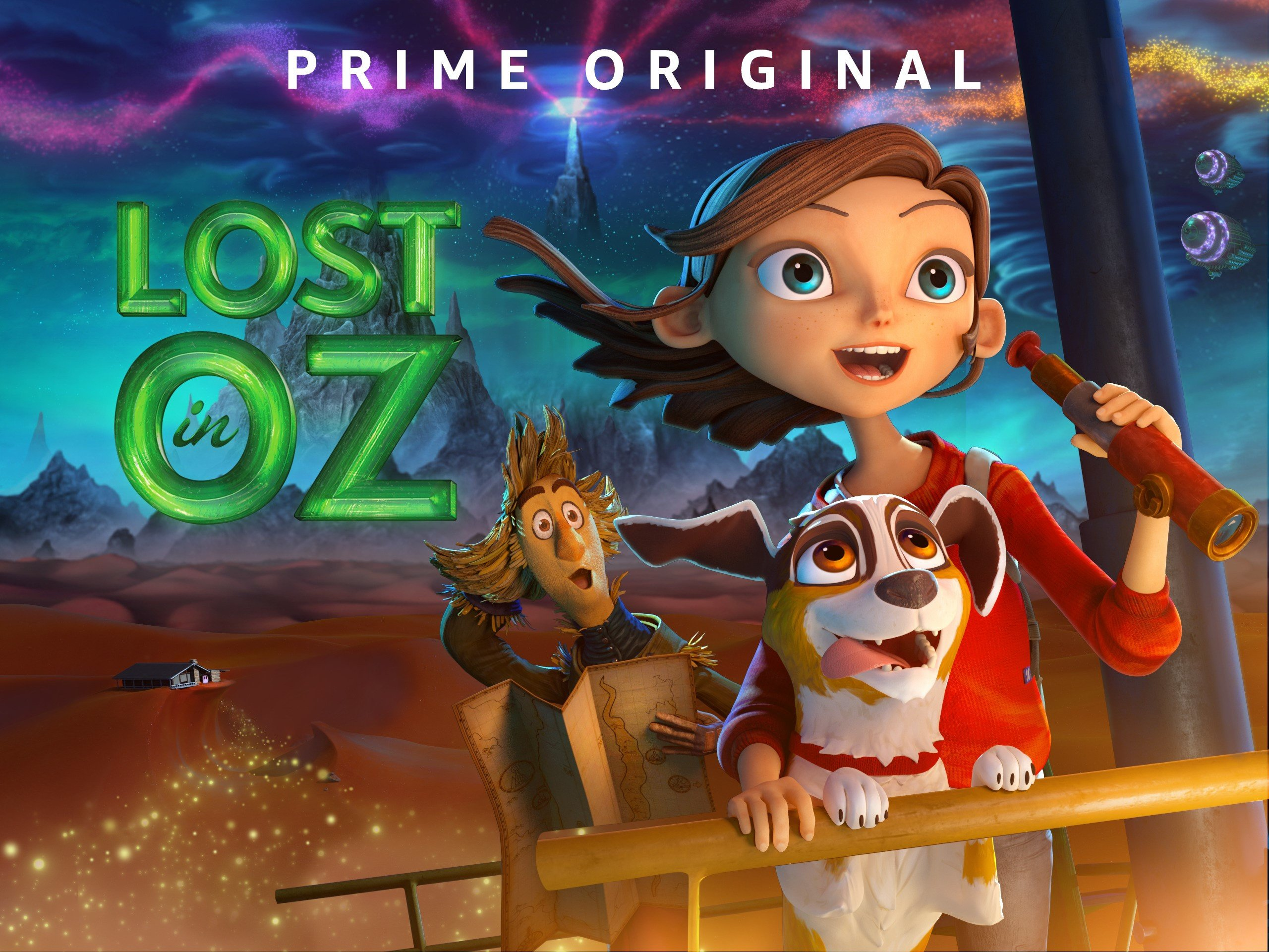Lost in Oz on Amazon Prime Instant Video UK