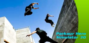 Parkour Hero Simulator 3D from FastFreeGames