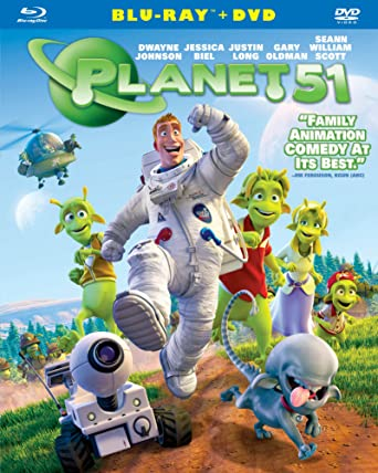 Planet 51 (2009).Mkv FullHD BluRay Rip 1080p x264 MKV ITA ENG