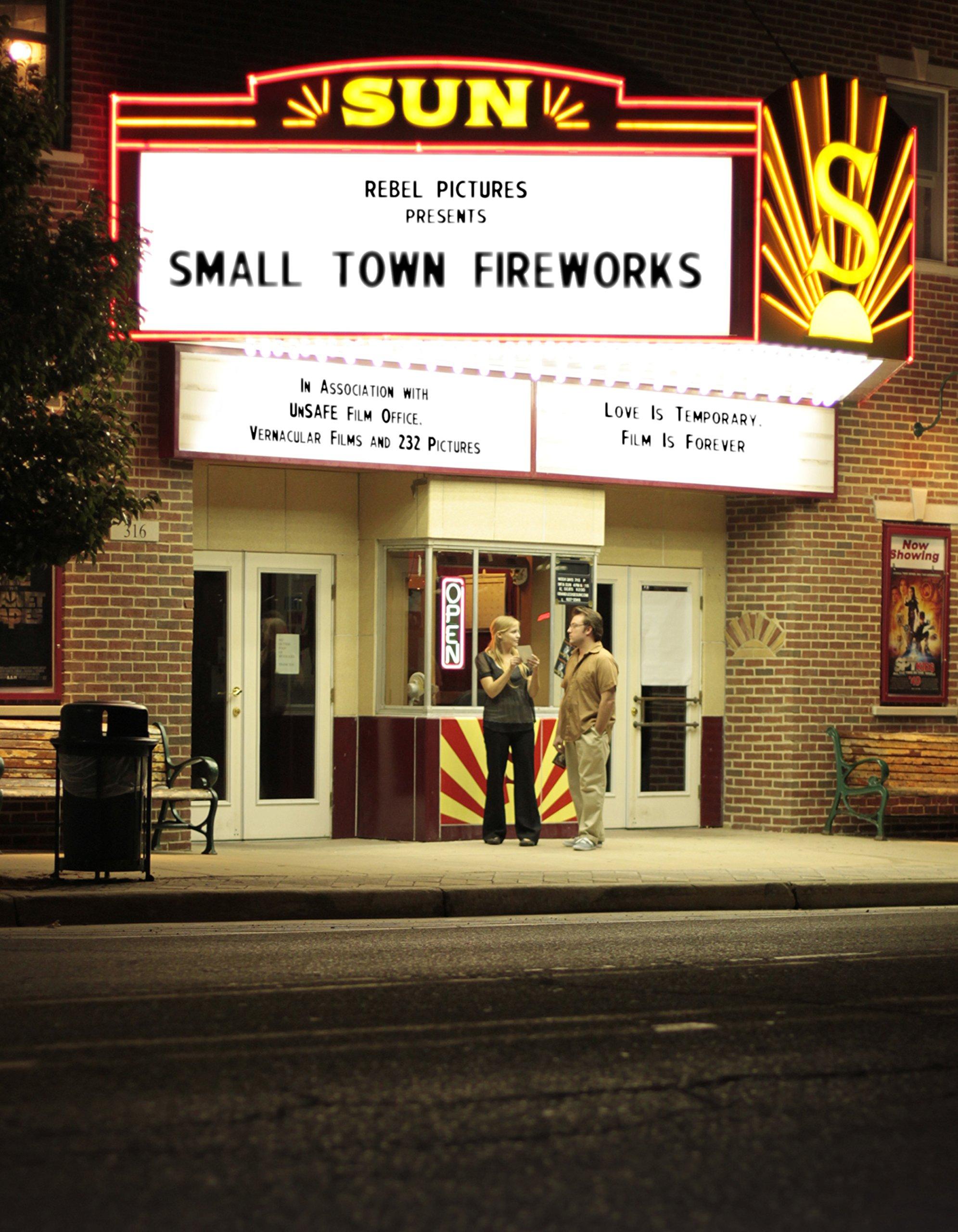Small Town Fireworks on Amazon Prime Video UK