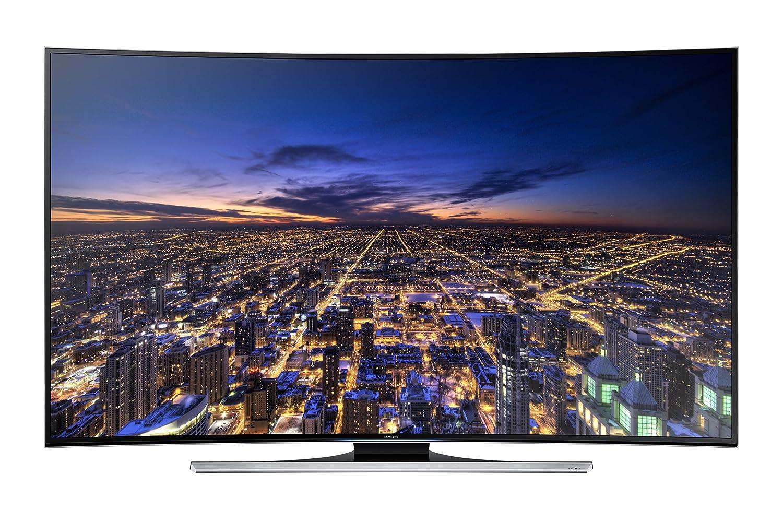 Samsung UN55HU8700 Curved 55-Inch 4K Ultra HD 120Hz 3D Smart LED TV (Black Friday Special)