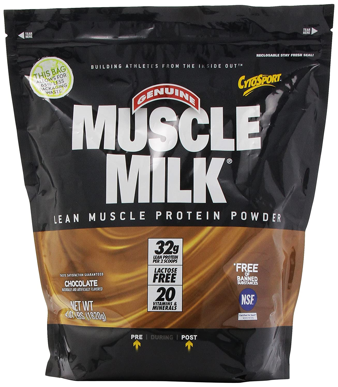 Get Protein Powder + Bars and Supplements from Costco - ShopandBox