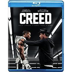 Creed (2016) on Blu-ray/DVD Disc
