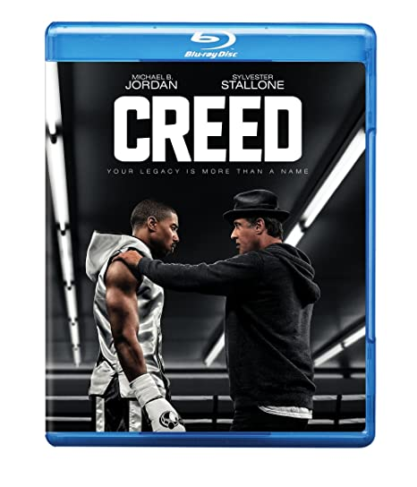 CREED (BLU-RAY + DVD + DIGITAL HD ULTRAVIOLET COMBO PACK)