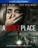 クワイエット・プレイス [Blu-ray リージョンA ※日本語無し](輸入版) - A Quiet Place -