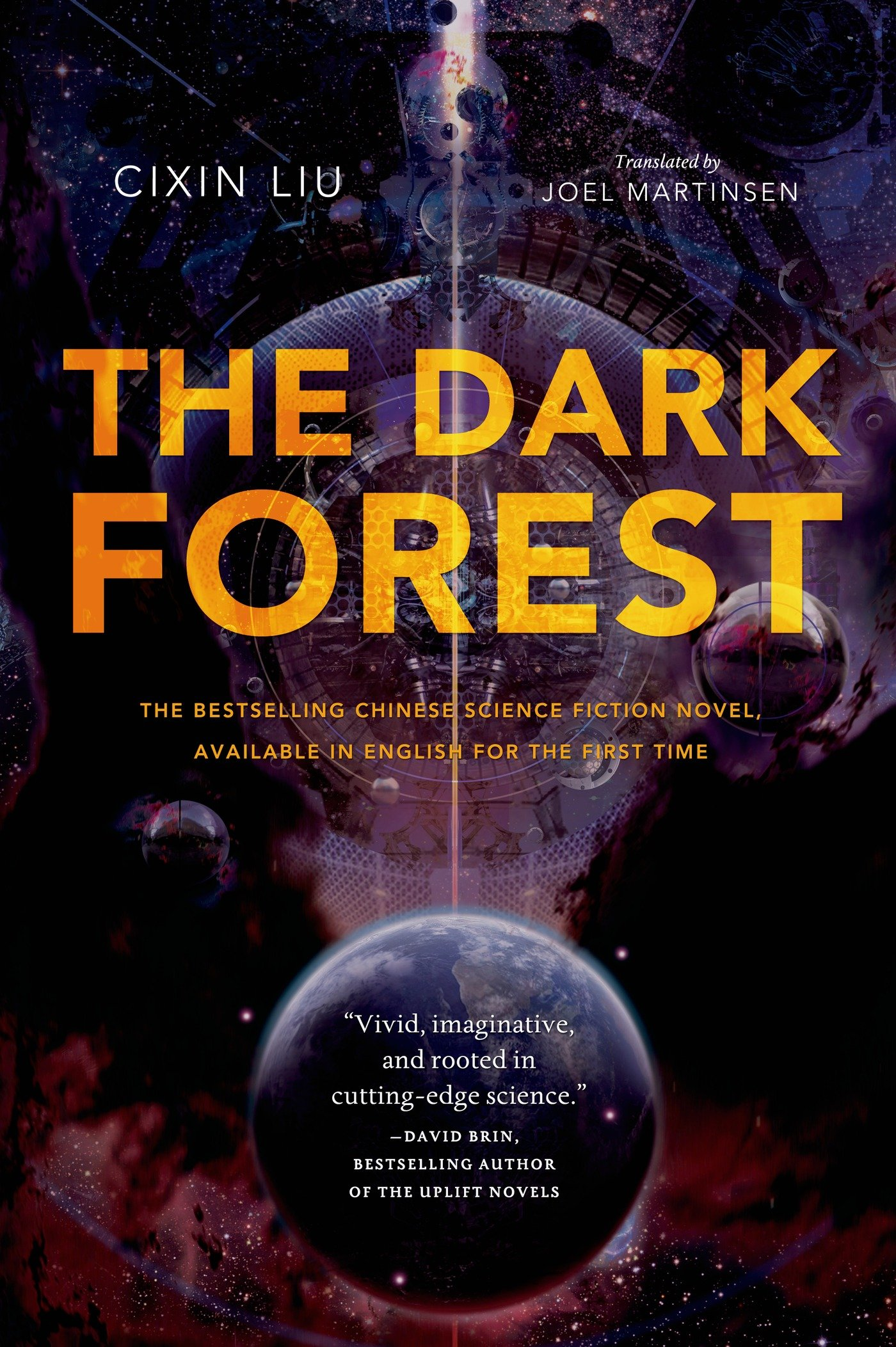 'The Dark Forest' by Cixin Liu