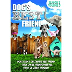 Dog's Best Friend: Season 2 Volume 3