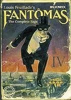 Fantomas Pt. 4 Fantomas Vs Fantomas (Silent)