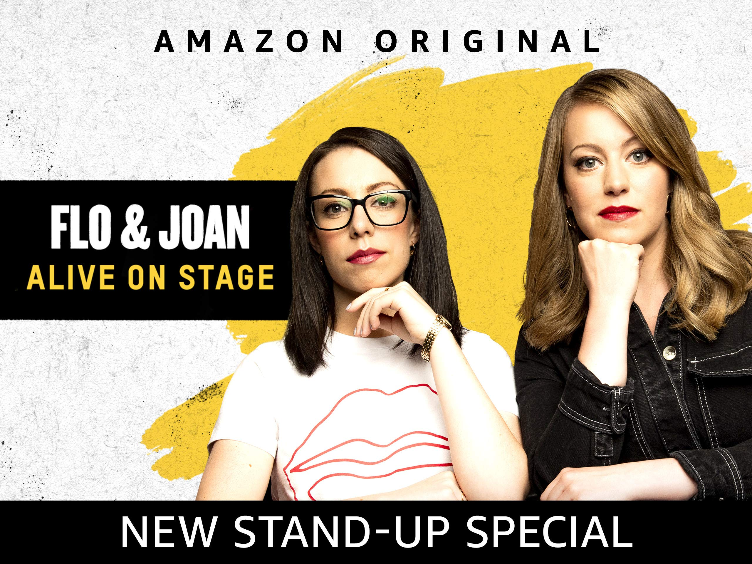 Watch Flo and Joan: Alive on Stage - Season 1 on Amazon Prime Instant Video UK