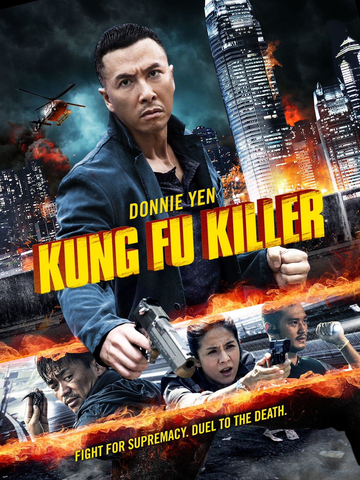 Kung Fu Killer on Amazon Prime Instant Video UK