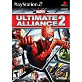 Marvel Ultimate Alliance 2 - PlayStation 2