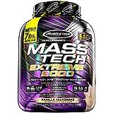 MuscleTech Mt Performance Series Mass Tech Extreme 2000, Vanilla, 7 Pound