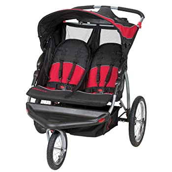 Baby Trend Expedition Double Jogger, Centennial Review