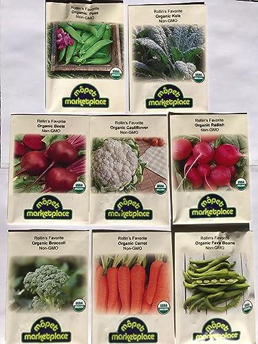 Winter Garden Seed Collection