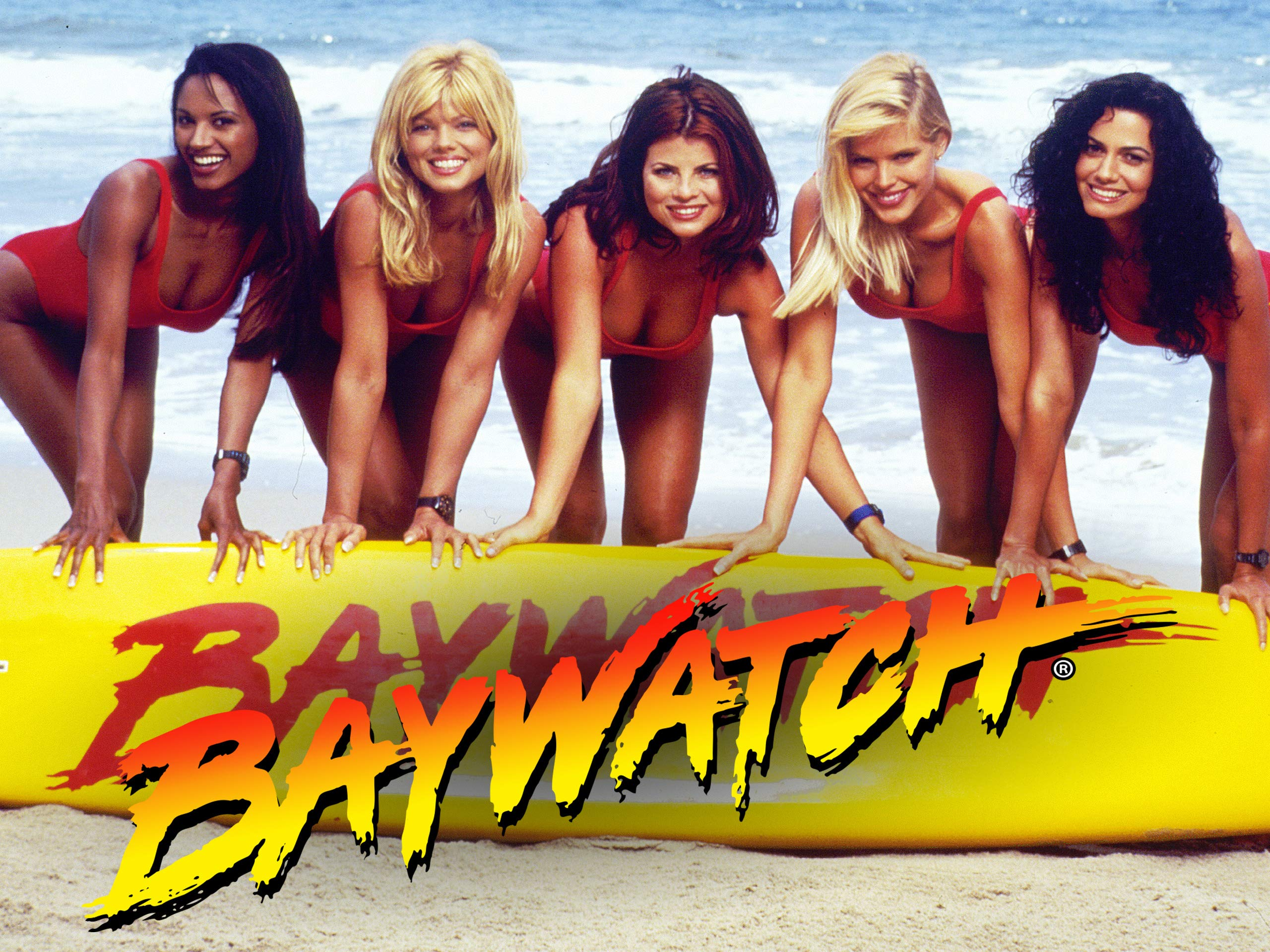 Baywatch on Amazon Prime Instant Video UK
