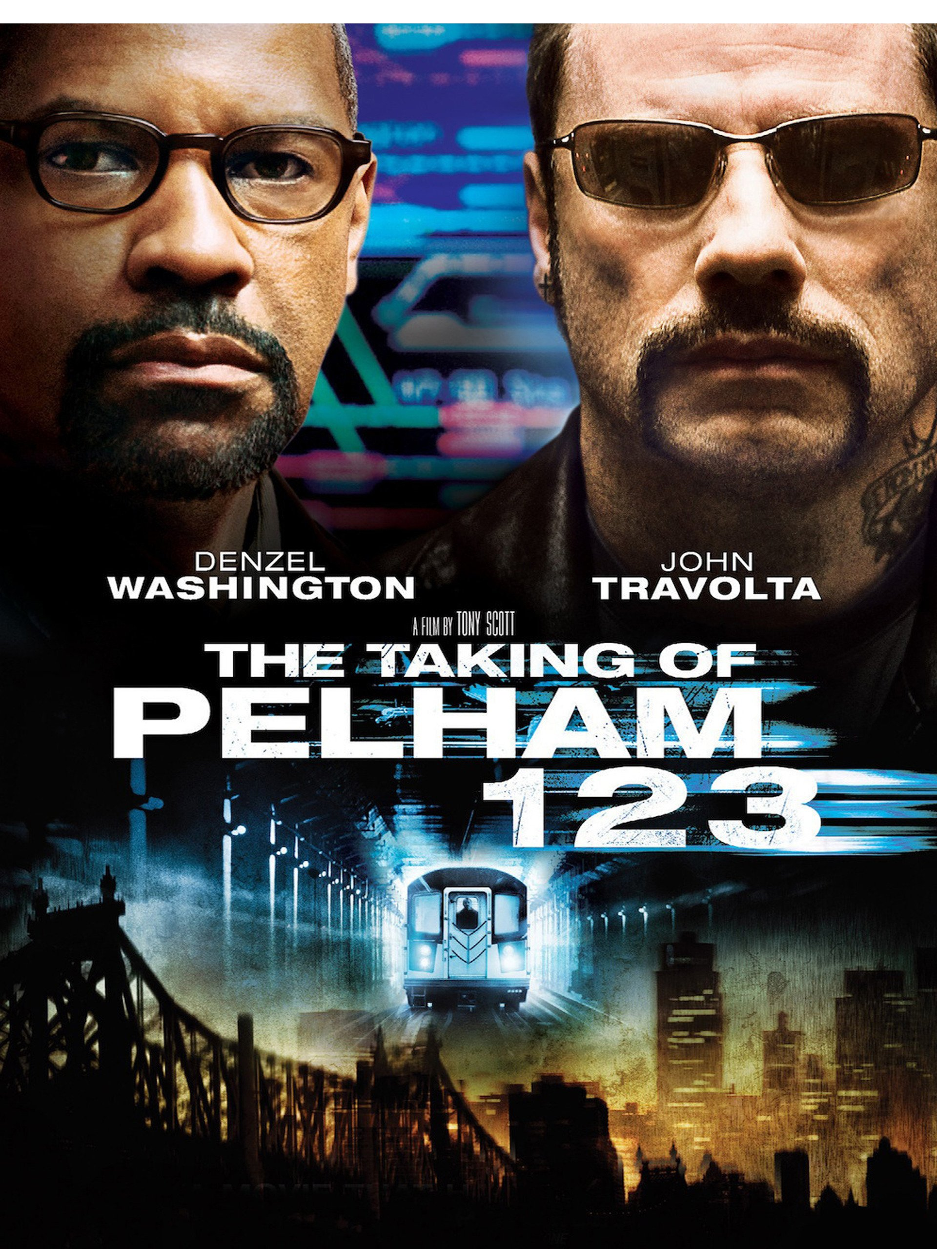 The Taking of Pelham 123 on Amazon Prime Video UK