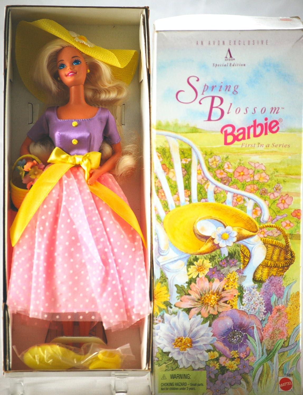 Avon Spring Blossom Barbie 1995 online kaufen