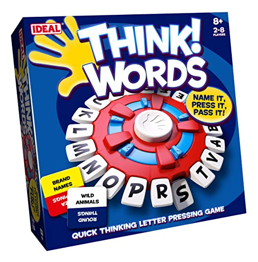 Think Words – Jeu de Société Version Anglaise