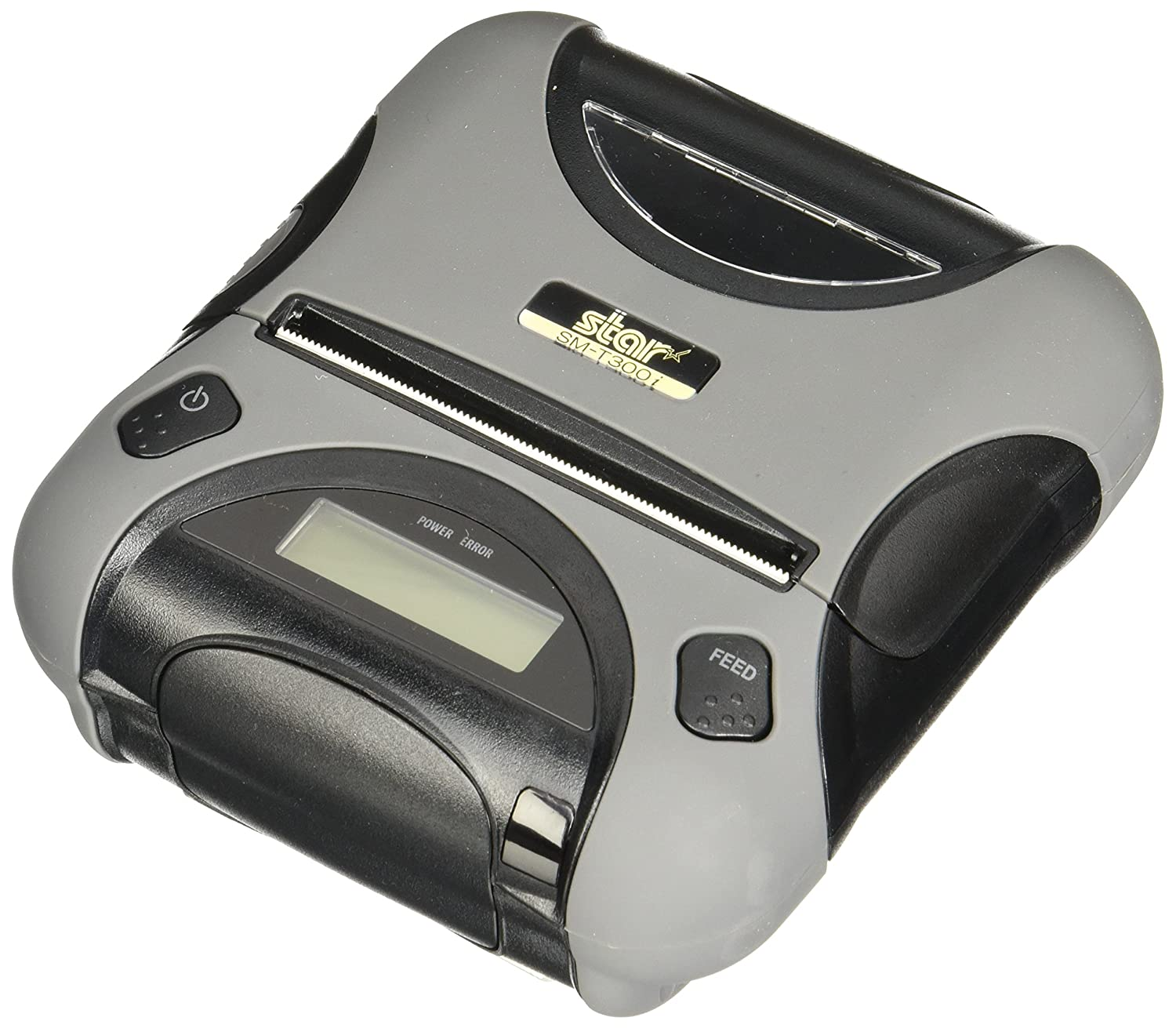Rugged, dust-protected and splash-proof portable 3-inch thermal receipt printer with Bluetooth 2.1 connectivity and long battery life