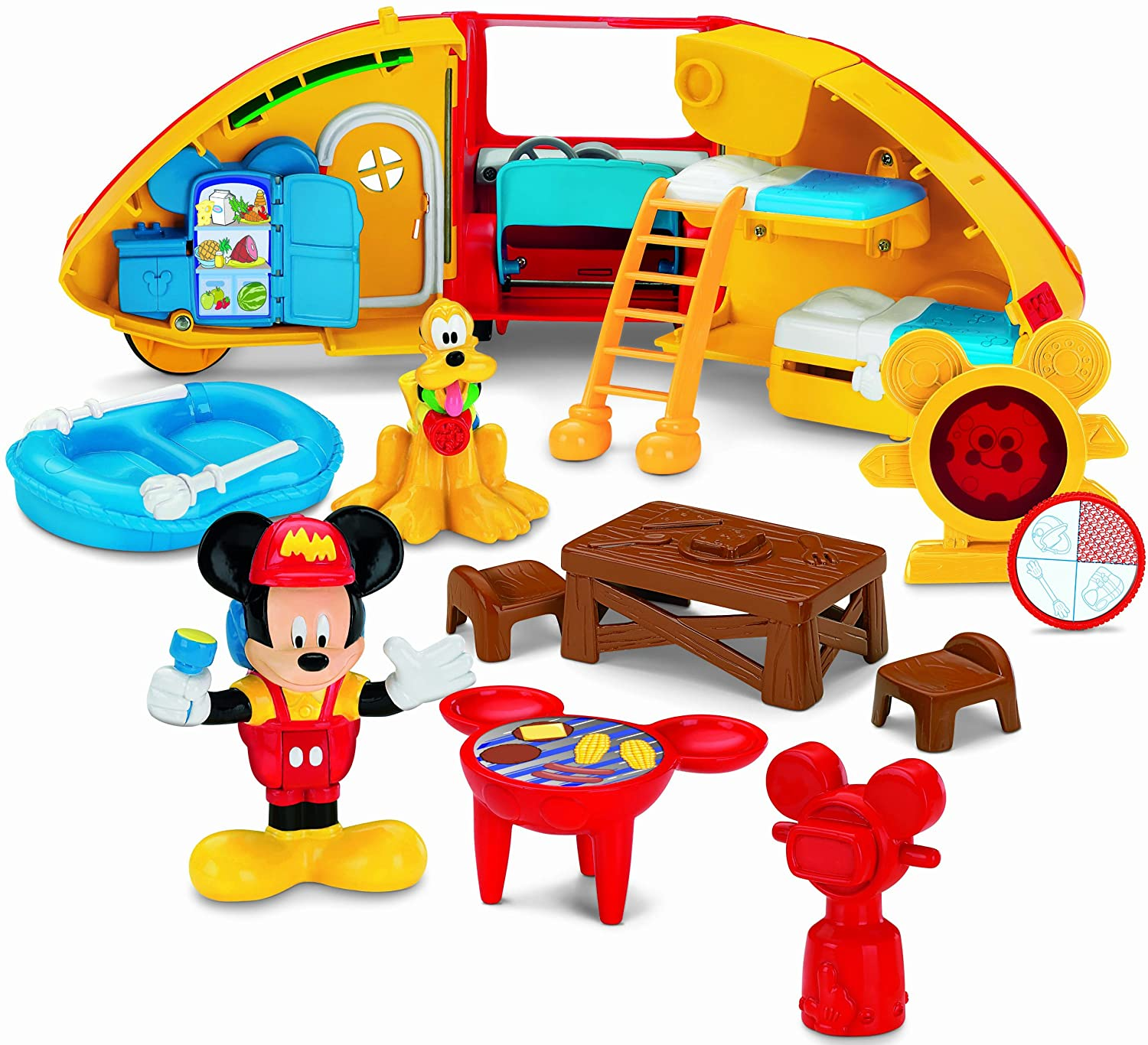 Mickey Mouse Toys : Great mickey mouse clubhouse toys for young children