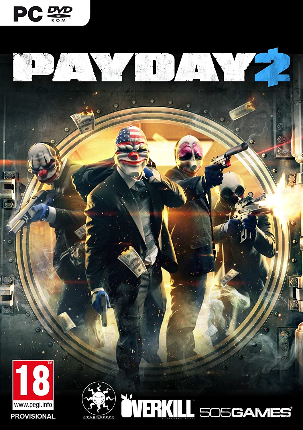 Telecharger PAYDAY 2 PC Crack