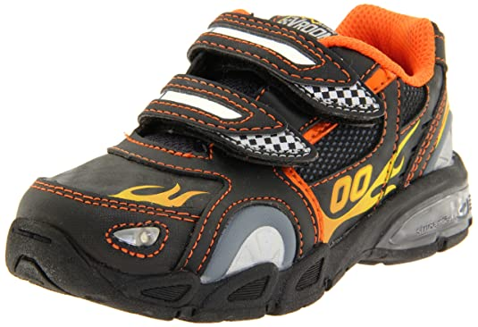 New Colorway Stride Rite Vroomz H&L Car Lighted Trainer For Kids For Sale Multiple Color Options