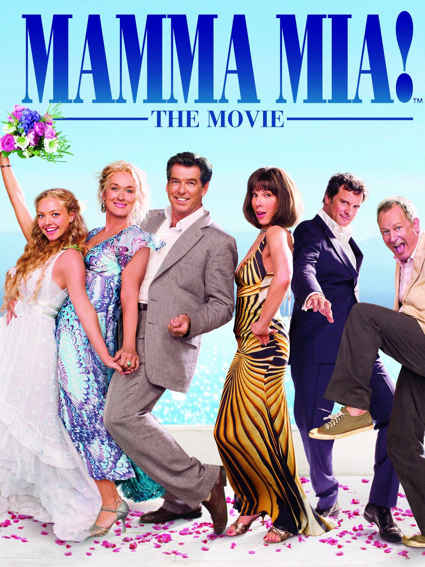 Mamma Mia! on Amazon Prime Instant Video UK