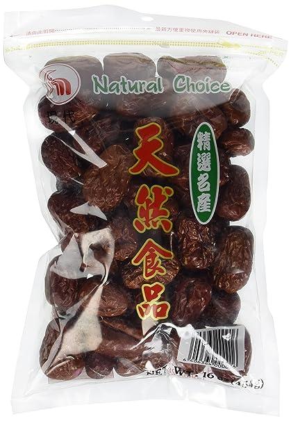 Big Dates Fruit 12 oz Big Dried Fruit Jujube