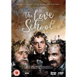 The Love School: Complete Series BBC