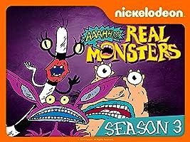 AAAHH!!! Real Monsters Season 3