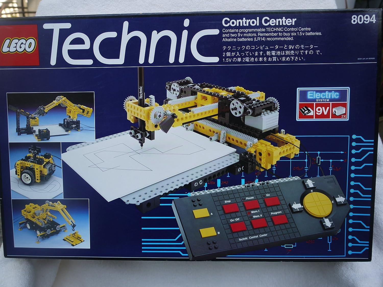 lego technic computer
