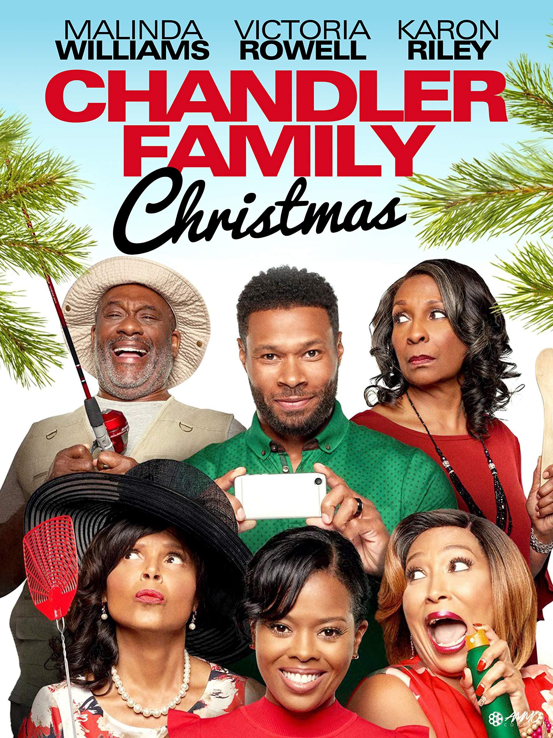 Chandler Family Christmas on Amazon Prime Video UK