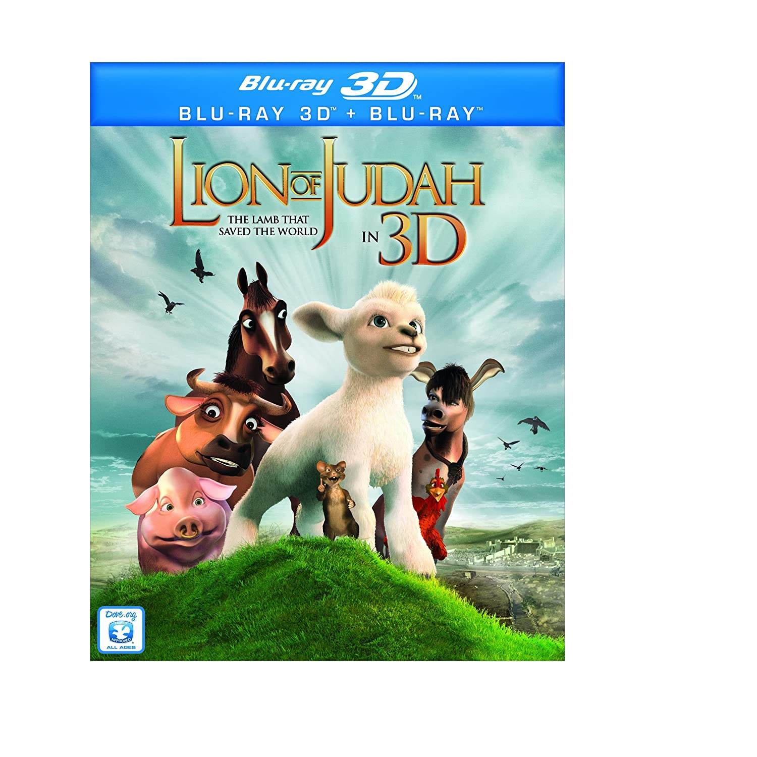 Thread: Lion Of Judah (Blu-ray 3D) First Christian 3-D film released ...