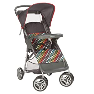 Cosco Lift and Stroll Convenience Stroller Review