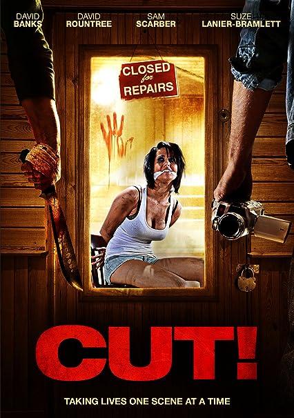 Cut! (2014) [English] SL DM - Sam Scarber, Dahlia Salem, David Banks