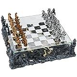Dragon Chess Set (Color: Multicolor, Tamaño: 1.38)