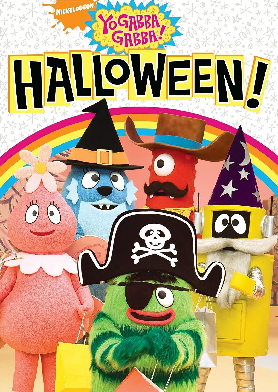 http://www.amazon.com/Yo-Gabba-Halloween/dp/B002C2KAJU/