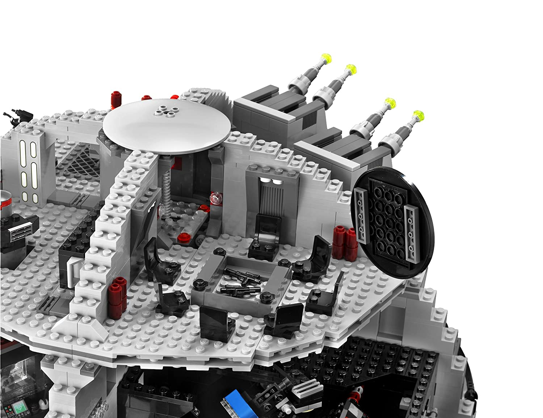 Lego Star Wars 10188 Death