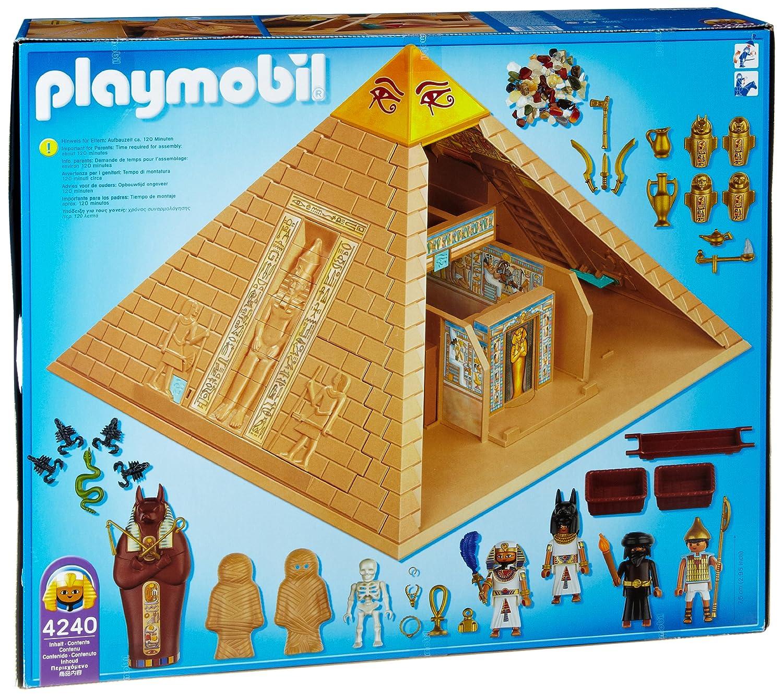 Playmobil egypt playset egyptian chariot ancient world - Egypte playmobil ...