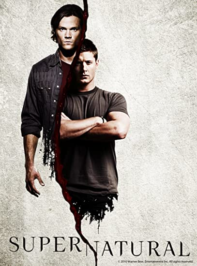 SUPERNATURAL POSTER APPROX SIZE 12X8 INCHES