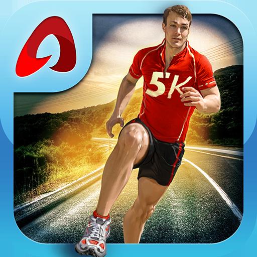 Run a 5KM! Red Rock Appsが開発したトレーニング計画・GPSトラック&ランニングのヒントのアプリ